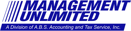 Management Unlimited - A Division of A.B.S. Accounting and Tax Service, Inc Logo